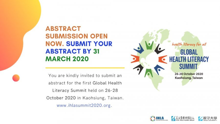 Global Summit 2020 – Call for Abstracts